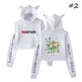 BEASTARS Cat Ear Hoodie (5 Colors) - C