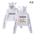 BEASTARS Cat Ear Hoodie (5 Colors) - D
