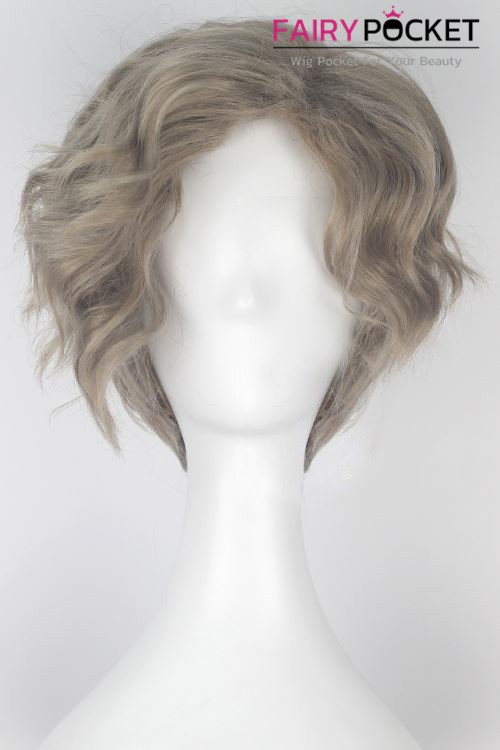 Beauty and the Beast Maurice Cosplay Wig