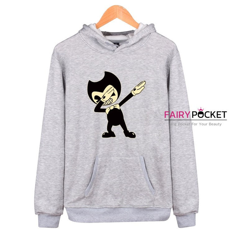 Bendy and the Ink Machine Hoodie (6 Colors) - D