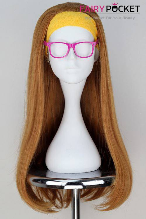 Big Hero Honey Lemon Cosplay Wig