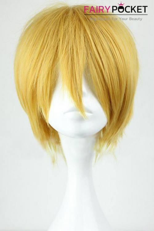 Black Clover Finral Roulacase Cosplay Wig