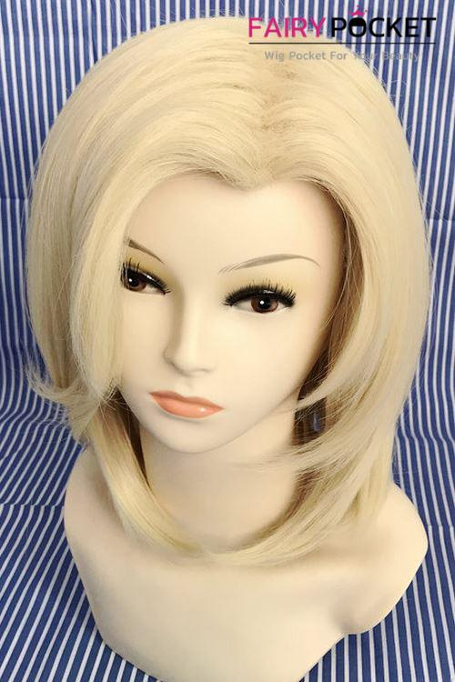 Blood Bank Shell Overlord Cosplay Wig