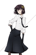 Bungou Stray Dogs Akiko Yosano Anime Cosplay Wig