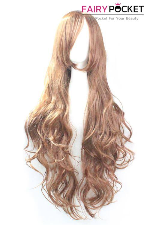 CODE GEASS Lelouch of the Rebellion Nunnally Vi Britannia Cosplay Wig