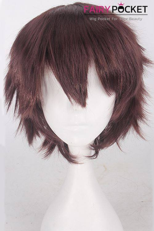 CODE GEASS Lelouch of the Rebellion Suzaku Kururugi Cosplay Wig