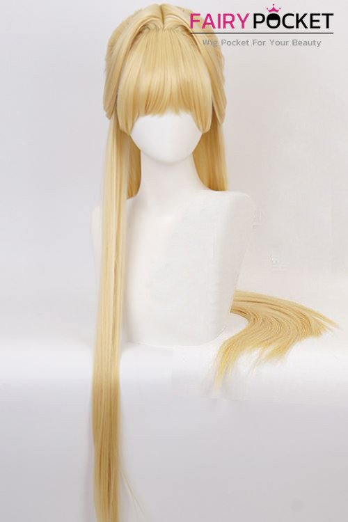 Cautious Hero: The Hero Is Overpowered but Overly Cautious Ristarte Cosplay Wig