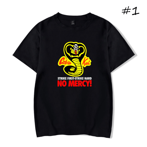 Cobra Kai T-Shirt (4 Colors) - B