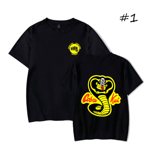 Cobra Kai T-Shirt (4 Colors)