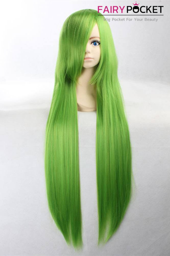 Code Geass: Lelouch of the Rebellion C.C. Anime Cosplay Wig
