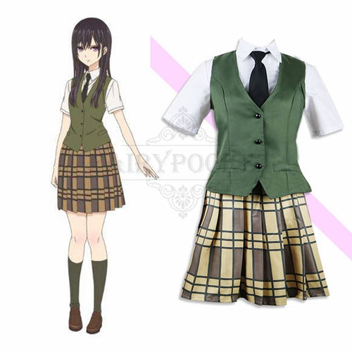 Copy of Citrus Mei Aihara Cosplay Costume