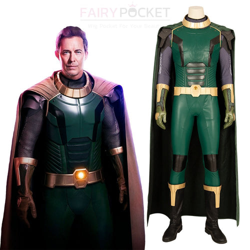 Crisis on Infinite Earths Pariah Cosplay Costume