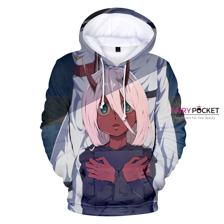 DARLING in the FRANXX 02 Hoodie