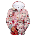DARLING in the FRANXX 02 Hoodie - K