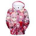 DARLING in the FRANXX 02 Hoodie - N