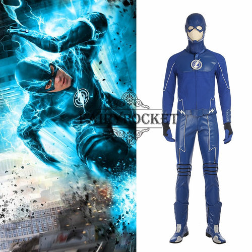 DC Hero the Future Flash Cosplay Costume