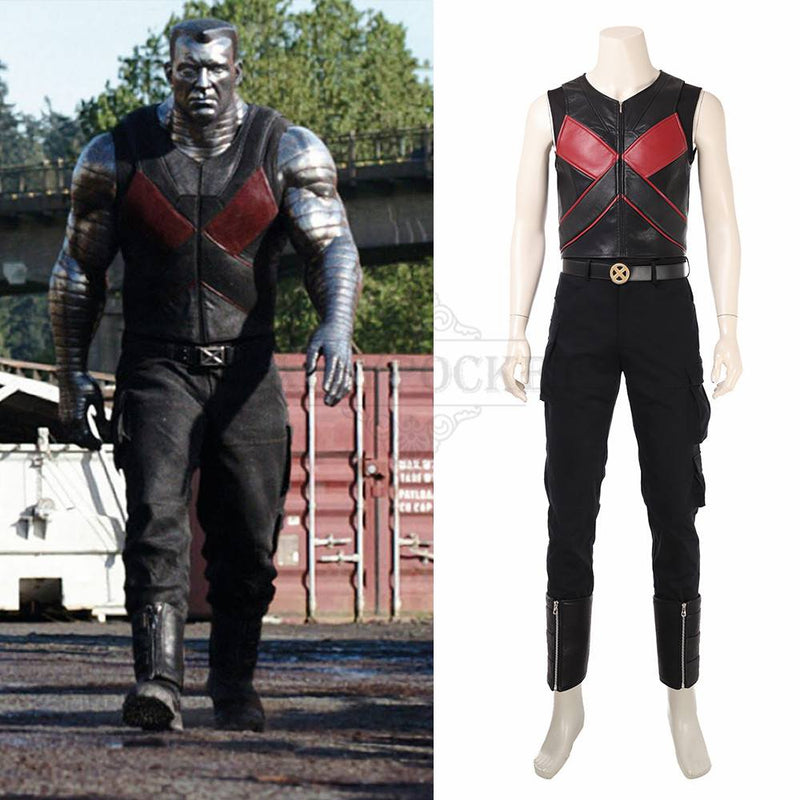 Deadpool 2 Colossus Cosplay Costume