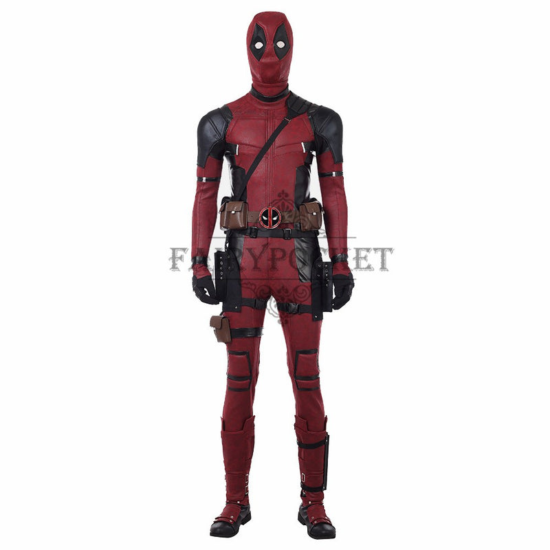 Deadpool 2 Cosplay Costume