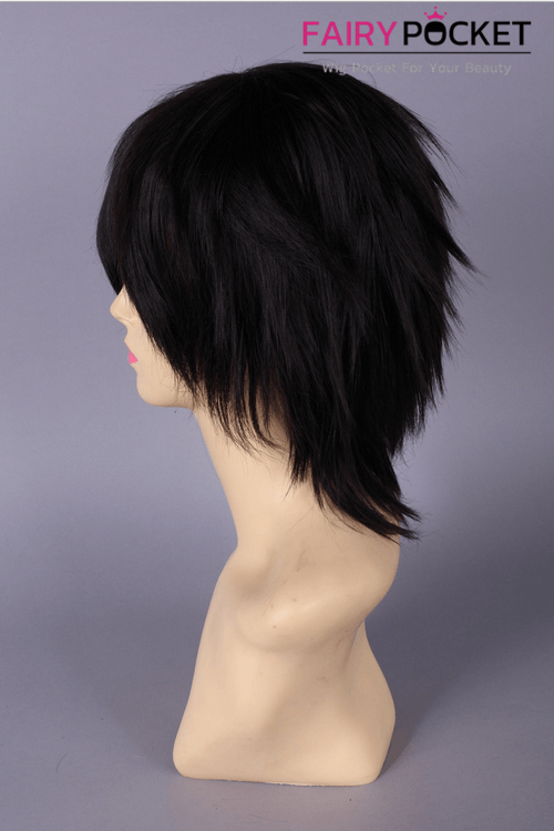 Death Note L Anime Cosplay Wig Fairypocket Wigs