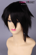 Death Note L Anime Cosplay Wig