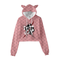 Demon Slayer Cat Ear Hoodie - BG