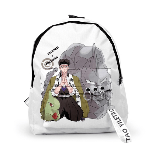 Demon Slayer: Kimetsu no Yaiba Himejima Kyoumei Backpack