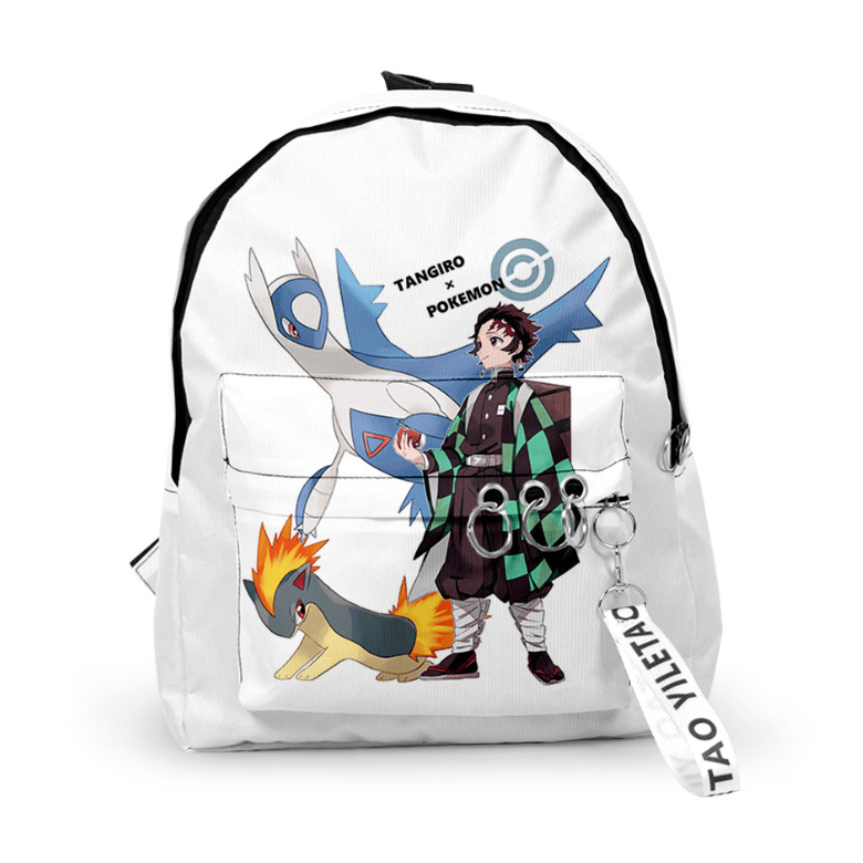 Demon Slayer: Kimetsu no Yaiba Kamado Tanjirou Backpack - I