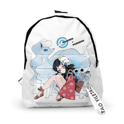 Demon Slayer: Kimetsu no Yaiba Makomo Backpack