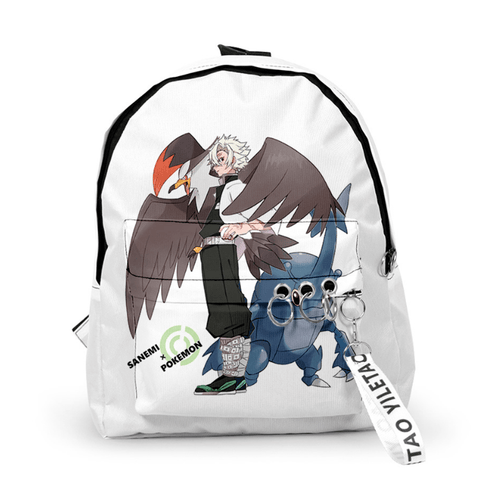 Demon Slayer: Kimetsu no Yaiba Shinazugawa Sanemi Backpack