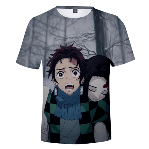 Demon Slayer: Kimetsu no Yaiba T-Shirt - U