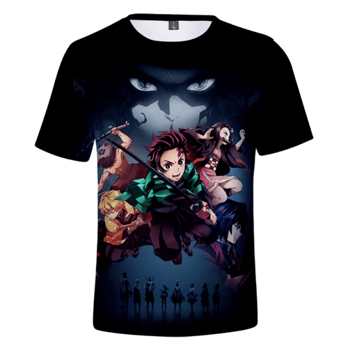 Demon Slayer: Kimetsu no Yaiba T-Shirt - V
