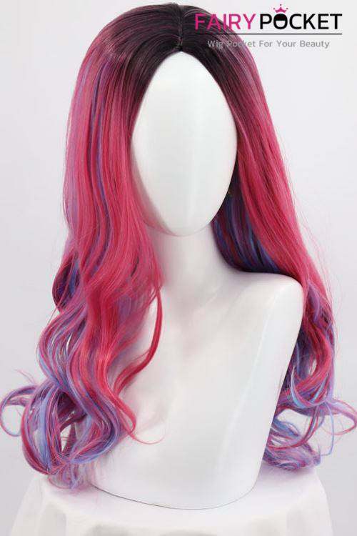 Descendants 3 Audrey Cosplay Wig