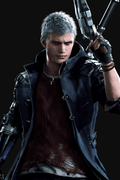 Devil May Cry 5 Nero Cosplay Wig