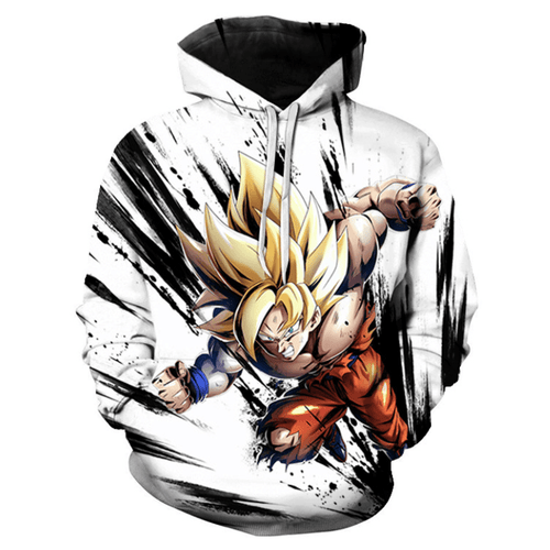 Dragon Ball Anime Hoodie - DI