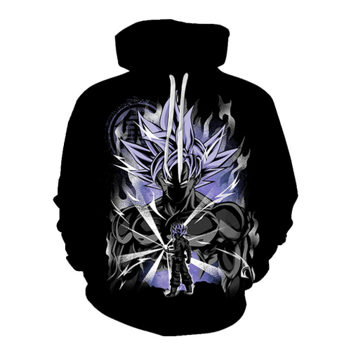 Dragon Ball Anime Hoodie - FA