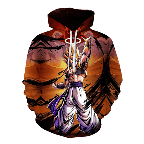 Dragon Ball Anime Hoodie - FB