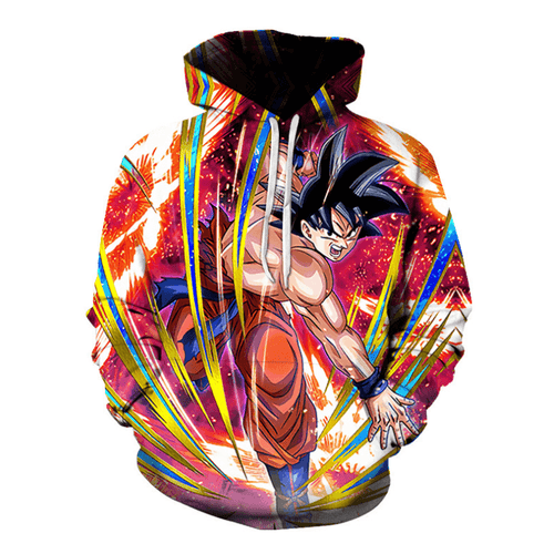 Dragon Ball Anime Hoodie - FO