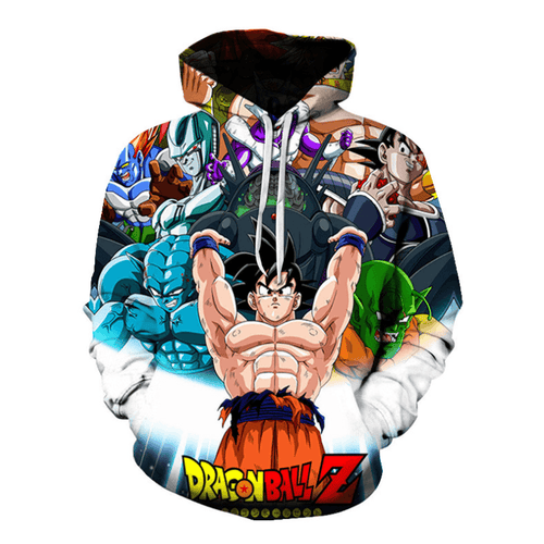 Dragon Ball Anime Hoodie - FP