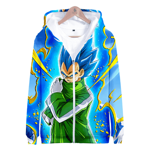 Dragon Ball Jacket/Coat - BK