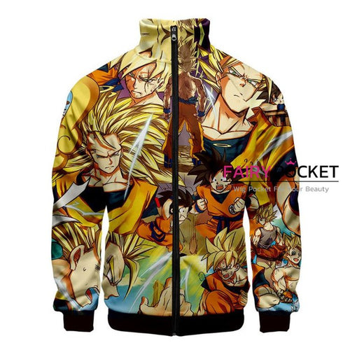 Dragon Ball Jacket/Coat - S