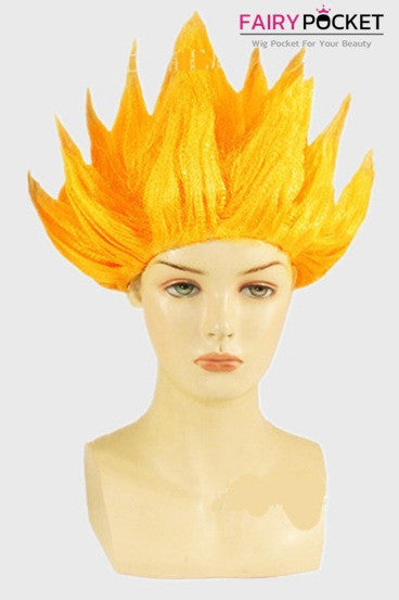 Dragon Ball Gokuu Son Anime Cosplay Wig