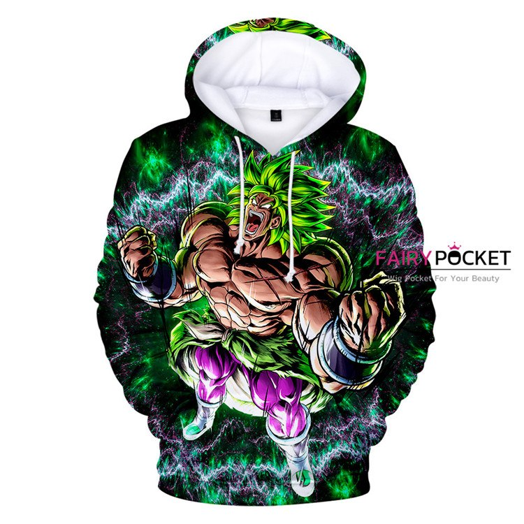 Dragon Ball Super: Broly Hoodie