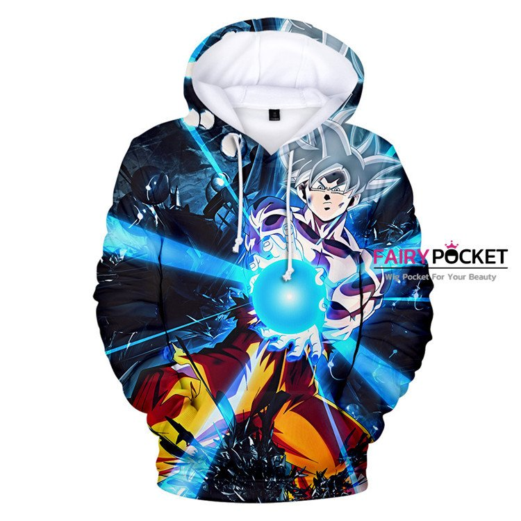 Dragon Ball Super: Broly Hoodie - L