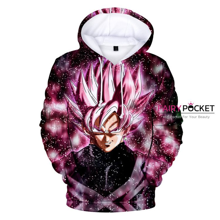 Dragon Ball Super: Broly Hoodie - N