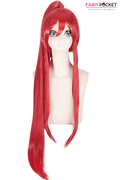 Fairy Tail Erza Scarlet Anime Cosplay Wig
