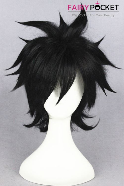 Fairy Tail Gray Fullbuster Cosplay Wig