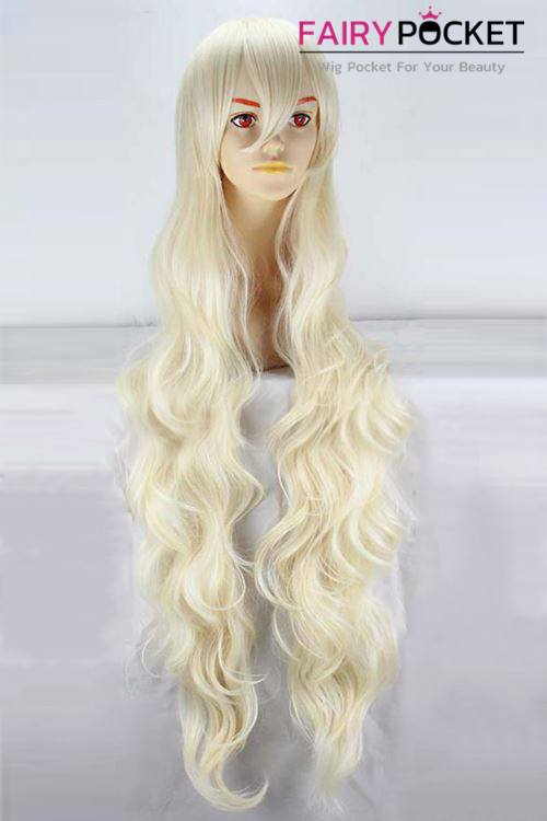 Fairy Tail Mavis Vermillion Cosplay Wig
