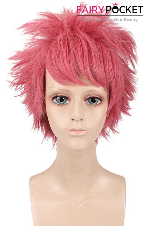Fairy Tail Natsu Dragneel Anime Cosplay Wig