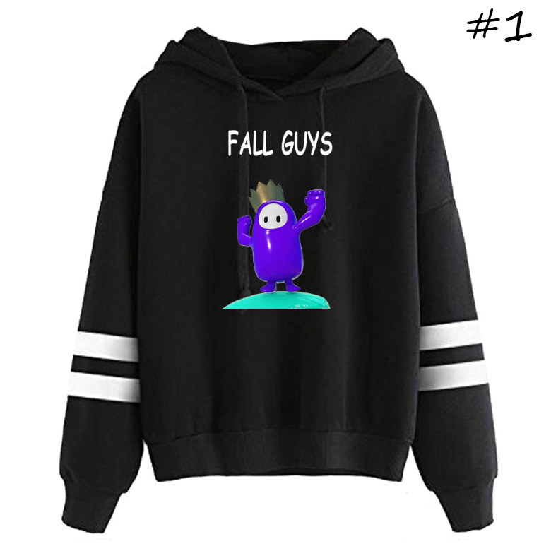 Fall Guys Game Hoodie (5 Colors)