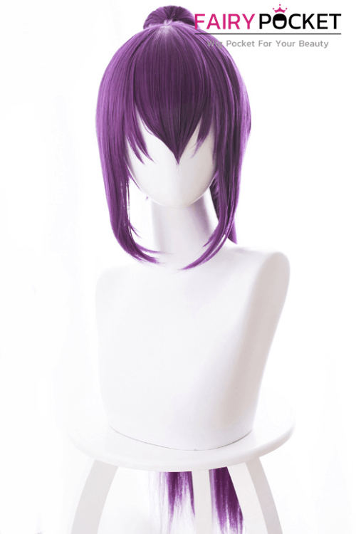 Fate/Grand Order Scathach Cosplay Wig